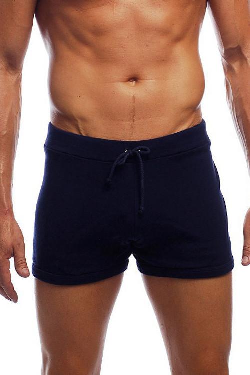 Go Softwear Hiker Short 4643 - Navy Blue - Front View