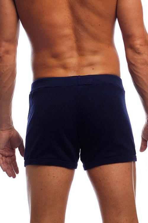 Go Softwear Hiker Short 4643 - Navy Blue - Back View