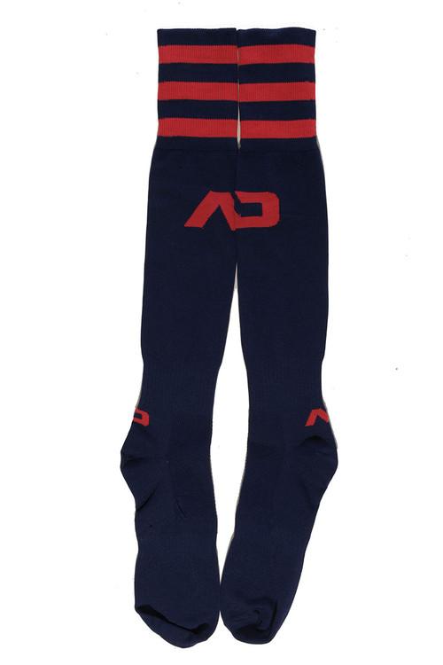 09 Navy - Addicted Basic Addicted Socks AD382 - Topdrawers Menswear