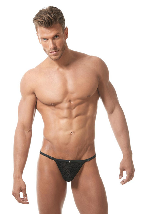 Gregg Homme Lust Pouch 150414 - Front View - Topdrawers Underwear for Men
