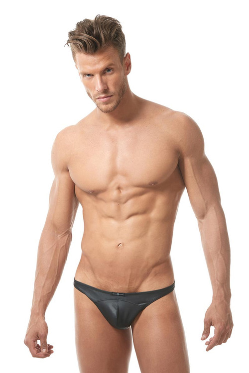 Gregg Homme Bonded Thong 150904 - Front View - Topdrawers Underwear for Men
