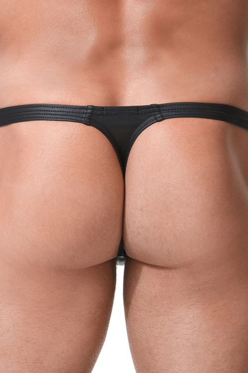 Gregg Homme Crave Thong 152604 - Rear View - Topdrawers Underwear for Men