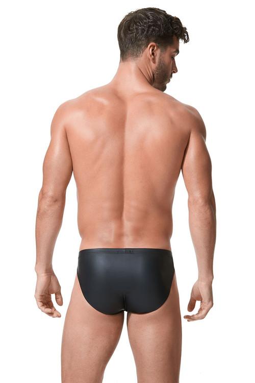 Gregg Homme Crave Brief 152603 - Rear View - Topdrawers Underwear for Men