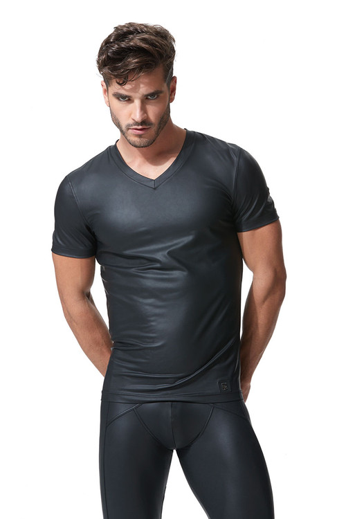 Gregg Homme Crave T-Shirt 152607 - Front View - Topdrawers Underwear for Men