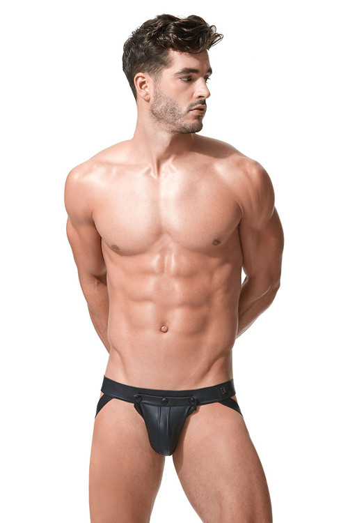 Gregg Homme Crave Jock Detachable 152633 - Front View - Topdrawers Underwear for Men