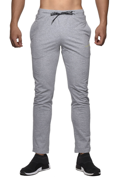Melange - Private Structure BeFit Sweat Cotton Jersey Jogger BSCMB3437BT - Front View - Topdrawers Menswear