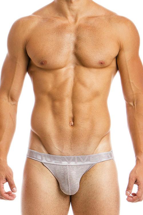 Camel - Modus Vivendi Mohair Jockstrap 03715 - Front View - Topdrawers Underwear for Men