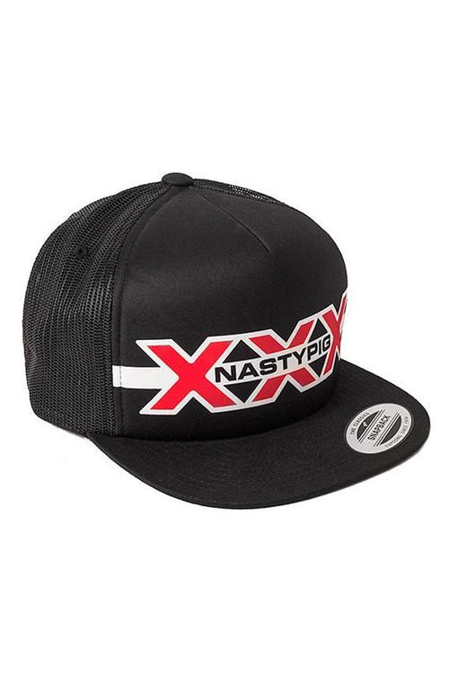Nasty Pig XXX Trucker Cap 8139 - Front View - Topdrawers Menswear