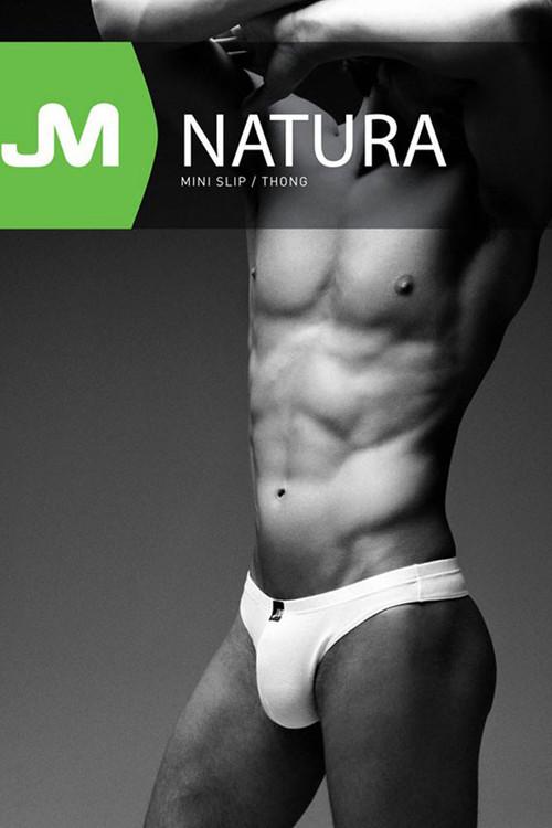 JM NATURA Thong 90365 - Topdrawers Underwear for Men