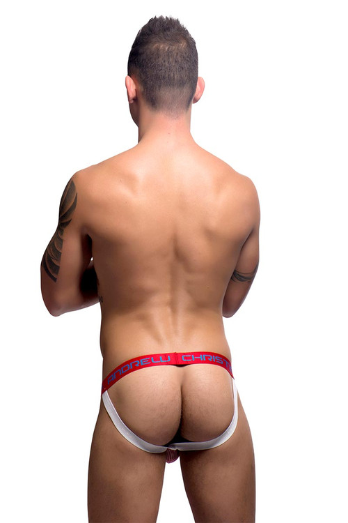 Andrew Christian Campus Jock w/ Almost Naked 90864 - Rear View - Topdrawers Underwear for Men