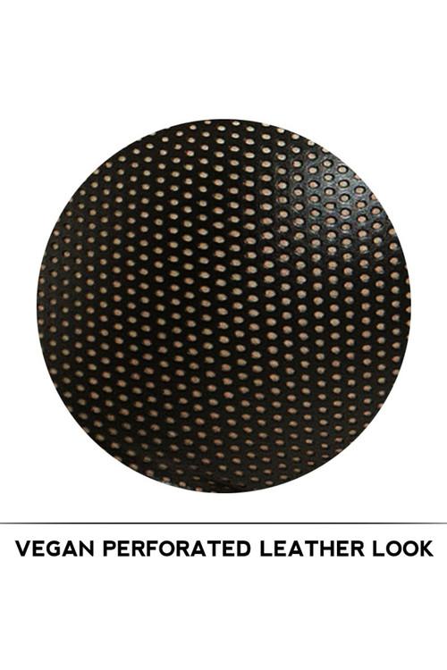 Modus Vivendi Vegan Tanga Brief 03912 - Black - Mens Briefs - Swatch View - Topdrawers Underwear for Men