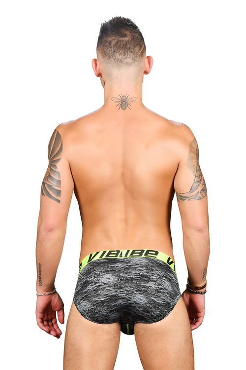 Andrew Christian Vibe Frequency Brief 91160 - Mens Briefs - Rear View - Topdrawers Underwear for Men