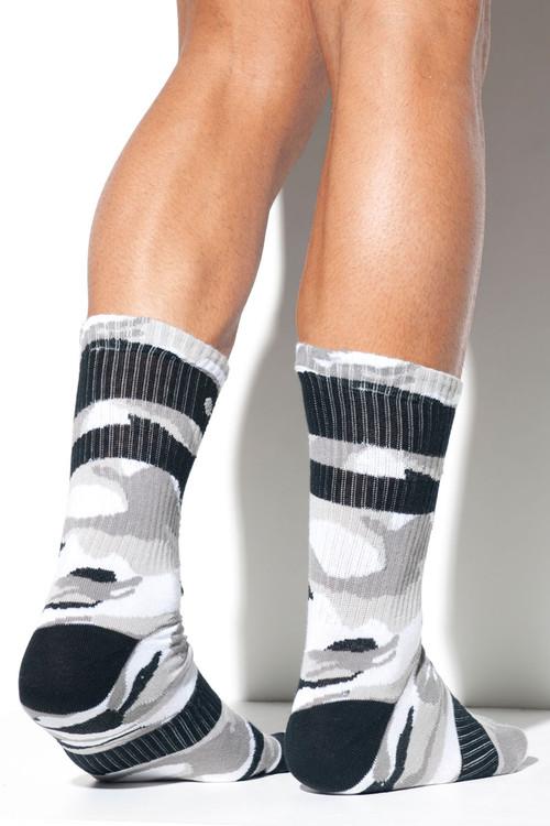 ES Collection Camo Socks SCK08-17M0