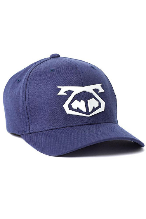 Nasty Pig Snout Cap 8155-NV Navy Blue - Mens Hats - Front View - Topdrawers Clothing for Men