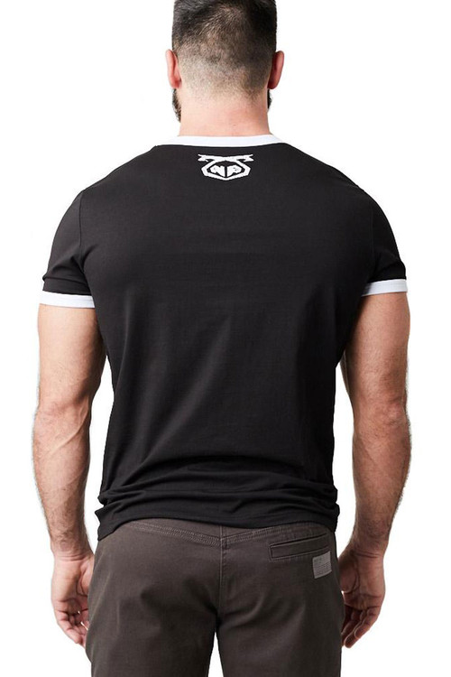 Nasty Pig Intercept Shirt 1413 - Mens T-Shirts - Rear View - Topdrawers Clothing for Men