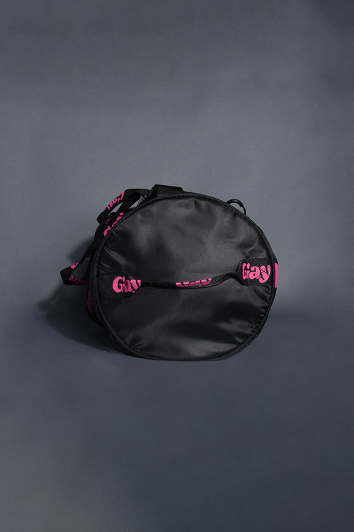 Andrew Christian Gay Gym Bag 8483 - Mens Bags - Side View - Topdrawers Accessories for Men