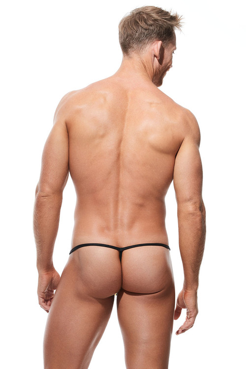 Gregg Homme Colors String 180514 - Mens G-String Thongs - Rear View - Topdrawers Underwear for Men