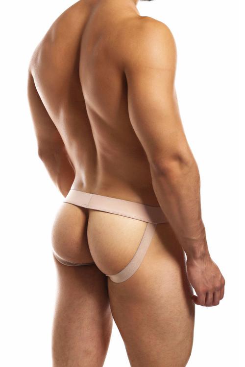 Intymen Proud Jock INE020-ND Nude  - Mens Jockstraps - Rear View - Topdrawers Underwear for Men