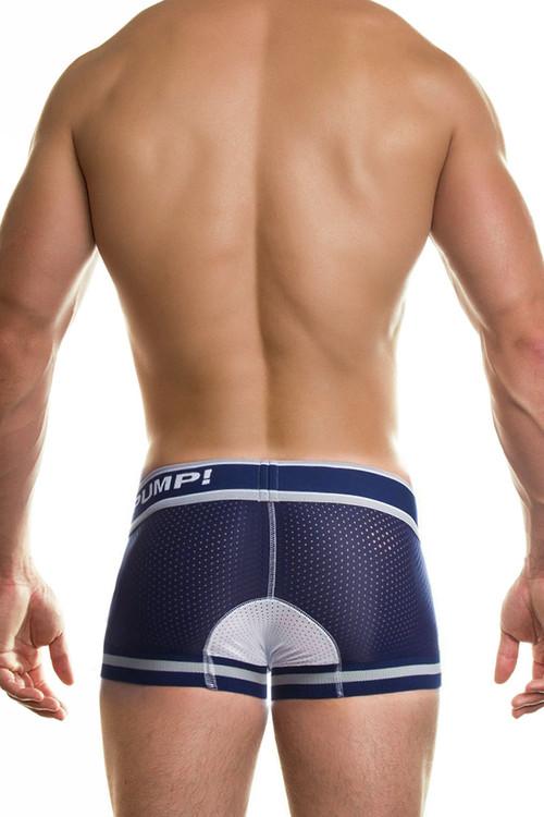 PUMP! Touchdown Thunder Boxer 11032 - Mens Boxer Briefs - Rear View - Topdrawers Underwear for Men