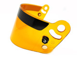 Replacement Helmet Visor - Amber
