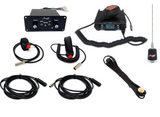 100W Radio w/ 2 Person Race Intercom Ultimate Kit