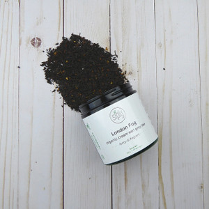London Fog - organic Earl Grey with bergamot and vanilla