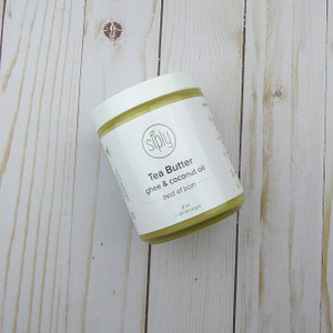 Tea Butter - the perfect blend of grassfed ghee and organic coconut oil