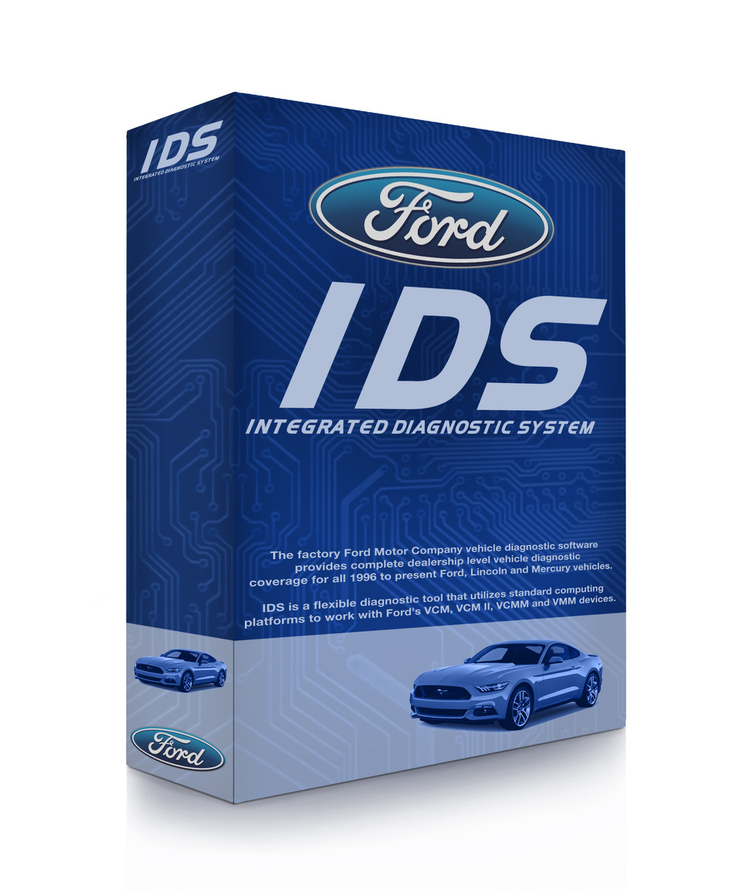 FORD IDS OEM ANNUAL LICENSE