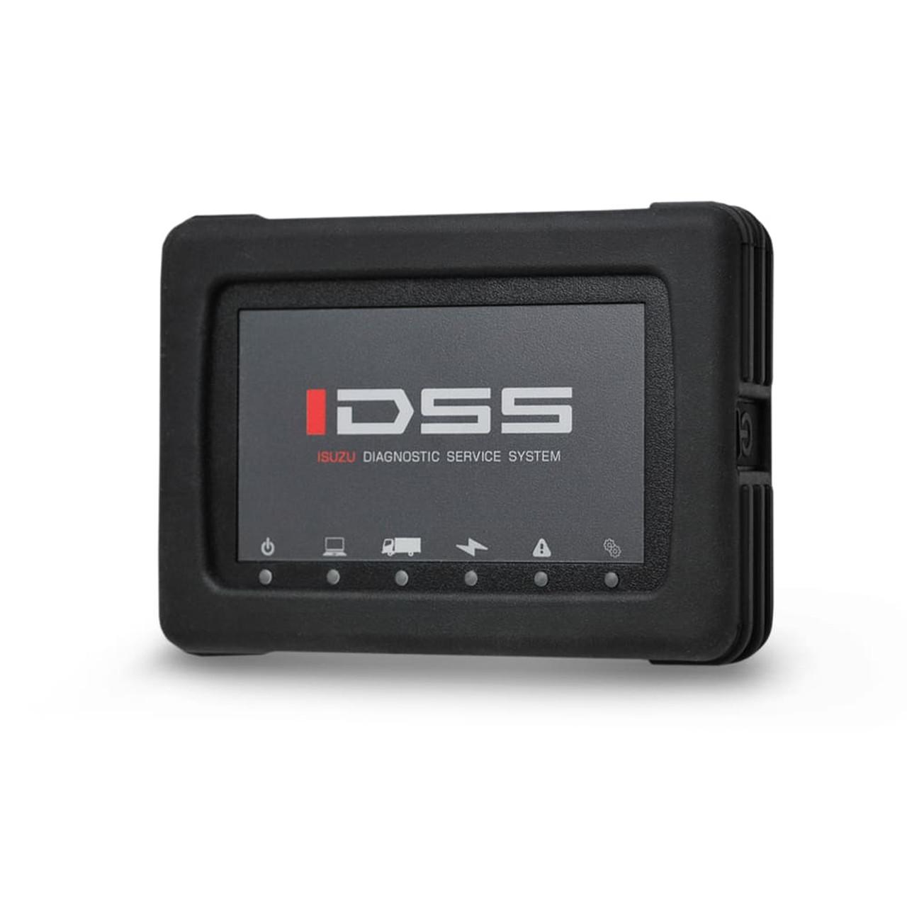 Isuzu IDSS Diesel Diagnostic Toughbook Dealer Kit