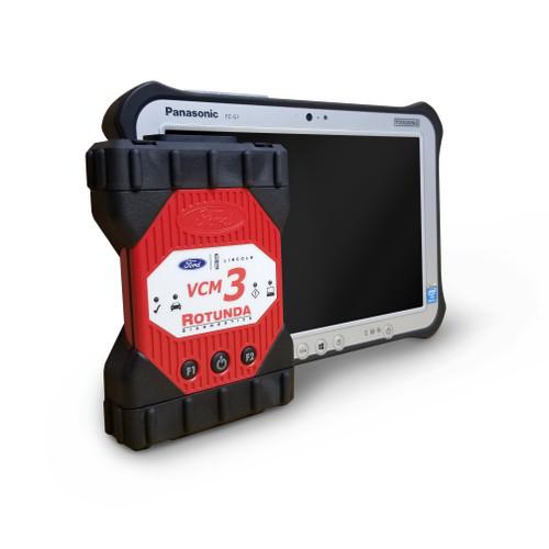 OEM Ford VCM 3 ToughBook Tablet Complete Shop Package 2