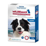 Milbemax for Large Dogs 5-25kg - Two Tablet Pack