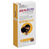 Bravecto for Very Small Dogs 2 - 4.5kgs (1 single chew)