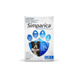 Simparica For Medium Dogs 10.1-20kg - 6 Chews