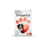 Simparica For Extra Large Dogs 40.1- 60kg - 6 Chews