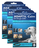 Adaptil Calming Collar for Medium and Large Dogs - 3 Pack