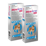 Bravecto PLUS Spot On for Cats 2.8-6.25 kg - Blue 2 Doses