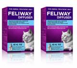 Feliway 48mL Diffuser Refill - 2 Pack