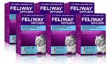 Feliway 48mL Diffuser Refill - 6 Pack