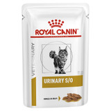 Royal Canin Veterinary Diet Feline Urinary S/O Wet 85g x 12