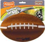 Nylabone Power Play Dog Football Gripz 21cm