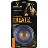Starmark Everlasting Treat Ball Large Treat Dispensing Toy For Dogs