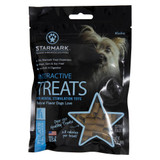 Starmark Interactive Natural Flavour Treats For Dogs 156g