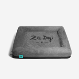Zee.Dog Memory Foam Orthopedic Dog Bed with Removable Cover - Small