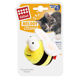 GiGwi Melody Chaser Bee Motion Active Cat Toy