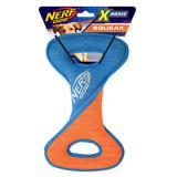 NERF DOG X Weave Infinity Twist Tug Blue/Orange 32.5cm