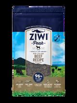 Ziwi Peak Beef Air-Dried Dog Food 2.5kg