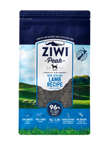 Ziwi Peak Lamb Air-Dried Dog Food 1kg