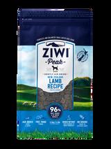 Ziwi Peak Lamb Air-Dried Dog Food 2.5kg