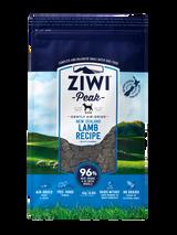 Ziwi Peak Lamb Air-Dried Dog Food 4kg