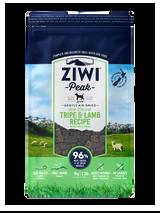 Ziwi Peak Tripe & Lamb Air-Dried Dog Food 1kg